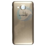 Samsung Galaxy J7 SM J700 F Backcover batterij cover gold