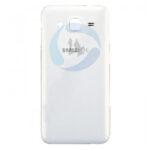 Samsung Galaxy J7 SM J700 F Backcover batterij cover white