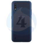 Samsung Galaxy M015 M01 backcover Blue