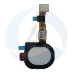 Samsung Galaxy M115 M11 finger scanner white