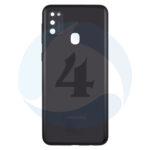 Samsung Galaxy M21 M215f M307f M30s Back Cover GH82 22609 A Black