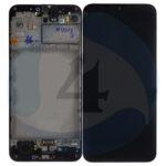 Samsung Galaxy M21 SM M215 F GH82 22509 A LCD Display Black lcd display scherm lcd