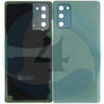 Samsung Galaxy Note 20 SM N980 F SM N981 F Battery Cover Mystic Grey green