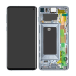 Samsung Galaxy S10 G973 Lcd Display Scherm Screen service Blue