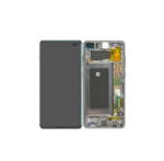 Samsung Galaxy S10 G973 Lcd Display Scherm Screen service pack Green