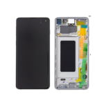 Samsung Galaxy S10 G973 Lcd Display Scherm Screen service pack White