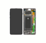 Samsung Galaxy S10 G973 Lcd Display Scherm Screen service pack black