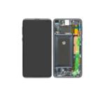 Samsung Galaxy S10e G970 service pack Lcd screen display scherm Black