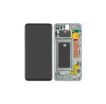 Samsung Galaxy S10e G970 service pack Lcd screen display scherm Green