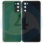 Samsung Galaxy S20 SM G980 F SM G981 B Battery Cover Black
