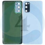 Samsung Galaxy S20 SM G980 F SM G981 B Battery Cover Cloud Blue