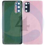 Samsung Galaxy S20 SM G980 F SM G981 B Battery Cover Cloud Pink