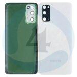 Samsung Galaxy S20 SM G980 F SM G981 B Battery Cover Cloud White