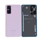 Samsung Galaxy S20fe G780 Batterij cover Cloud Lavender