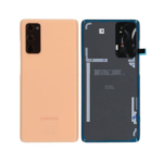Samsung Galaxy S20fe G780 Batterij cover Cloud Orange