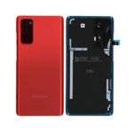 Samsung Galaxy S20fe G780 Batterij cover Cloud Red