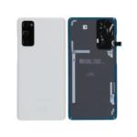Samsung Galaxy S20fe G780 Batterij cover Cloud White