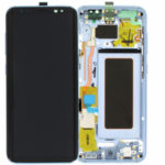 Samsung Galaxy S8 G950 service pack Lcd display Scherm Screen Blue