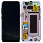 Samsung Galaxy S8 G950 service pack Lcd display Scherm Screen Violet