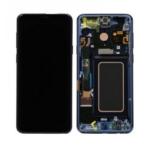 Samsung Galaxy S9 plus G965 lcd display scherm screen service pack Polaris blue