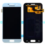 Samsung galaxy A320 A3 2017 lcd display screen scherm blue