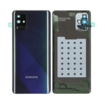 Samsung galaxy A71 Back cover black