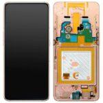 Samsung galaxy A80 scherm Gold