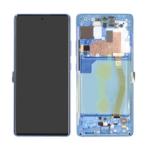 Samsung galaxy G770 s10 lite Lcd scherm display schreen service pack Blue