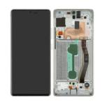 Samsung galaxy G770 s10 lite Lcd scherm display schreen service pack white