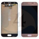 Samsung galaxy J330 J3 2017 service pack lcd scherm display Pink
