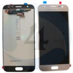 Samsung galaxy J330 J3 2017 service pack lcd scherm display gold