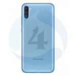 Samsung galaxy M115 M11 blue blue