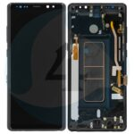 Samsung galaxy Note 8 lcd scherm N950 display scherm refurbisched black