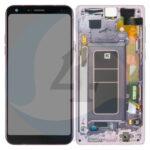 Samsung galaxy note 9 N960 service pack lcd scherm display screen Purple