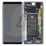 Samsung galaxy note 9 N960 service pack lcd scherm display screen black