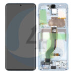 Samsung galaxy s20 plus G986 lcd scherm display Blue
