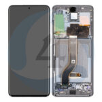 Samsung galaxy s20 plus G986 lcd scherm display grey