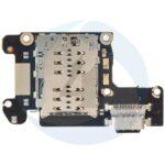 Sim Reader Flex For Xiaomi Mi 9 T M1903 F10 G charging port