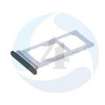 Sim SD Tray Black For Samsung Galaxy N975 F Note 10 Plus