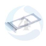 Sim SD Tray White For Samsung Galaxy Note 10 lite