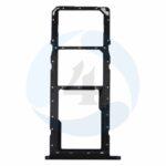 Sim Tray Black For Samsung Galaxy A11 SM A115