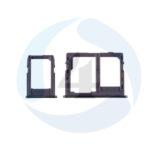 Sim Tray Gray For Samsung Galaxy SM J610 F J6 Plus