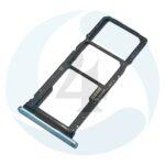 Sim Tray Green For Huawei Y7p ART L29