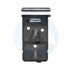 Sim Tray Grey Black For Samsung Galaxy M31s SM M317