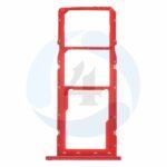 Sim Tray Red For Samsung Galaxy A11 SM A115