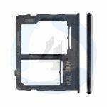 Sim Tray black For Samsung Galaxy A32 5 G SM A326