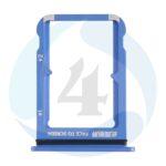Sim Tray blue For Xiaomi Mi 8 SE