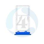 Sim Tray blue For Xiaomi Mi 9 Lite M1904 F3 BG