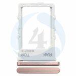 Sim Tray browns For Samsung Galaxy Z Fold 2 5 G SM F916