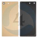 Sony Xperia M5 E5603 E5606 E5653 E5633 E5663 E5643 batterijcover gold